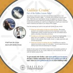 Galileo Cruise Sell Sheet