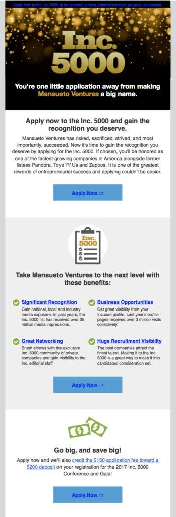 B-to-B Email Marketing